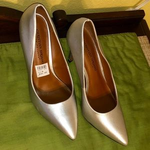 Christian Siriano for Payless Silver High Heel 👠